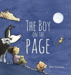 The Boy on the Page cover