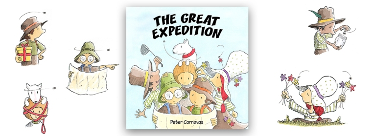Great Expedition heading