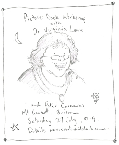 Virginia Lowe workshop flyer