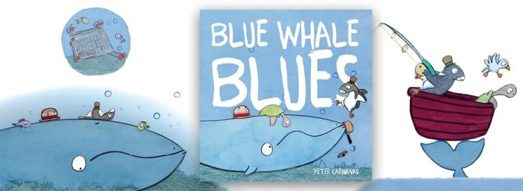 Blue Whale heading