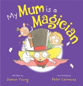 Magic Mum cover smaller